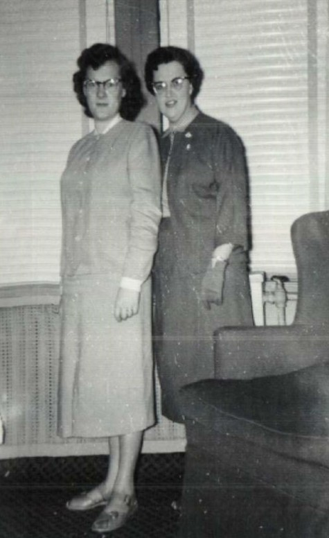 Grma Joyce Kincaid Genth 1950