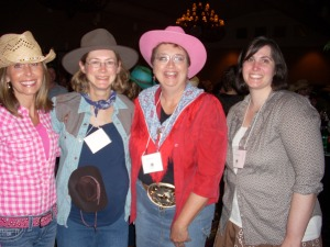Members of the Ft Wayne SCBWI club.