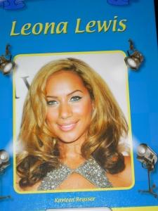 Leona Lewis by Kayleen Reusser