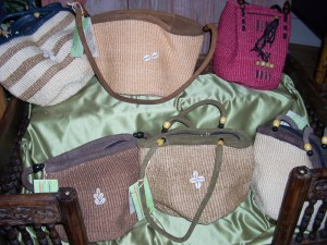 Purses available at Creative Women of the World shop.