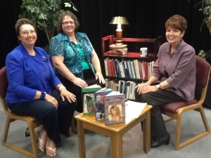 Rhonda Maller and I were interviewed by Elizabeth Nulf MacDonald for The Verbal Edge TV Show