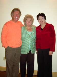 Bill and Gloria Gaither, famous Christian singers & songwriters, were easy to interview.