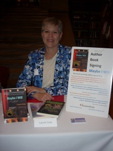 Laurie Gray has authored books for children and teens.