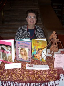 Book signing at Indy Author Fair was chance to  offer my books to new readers.