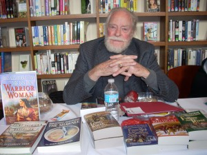 James Alexander Thom is Hoosier author of historical novels.