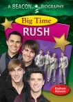 Big Time Rush is a popular singing group with a show on Nickelodeon channel