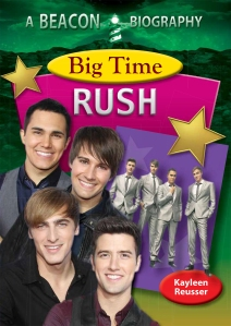 Big Time Rush published by Purple Toad.