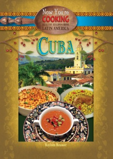 Now You're Cooking: Cuba published by Purple Toad.