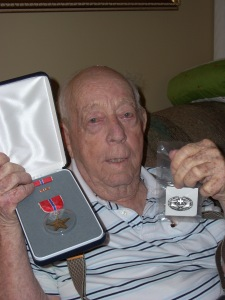 Bob Batchelder served with 457th Medical Collecting Company at D Day.