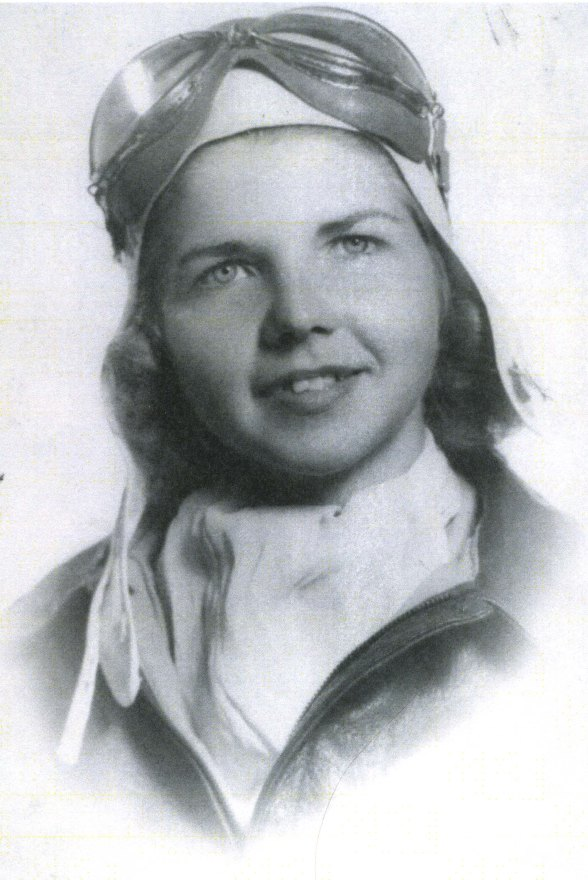 Marty Wyall served as a WASP during WWII