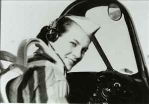 WWII WASP Margaret Ringenberg