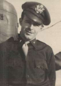 Emery 'Bud' Gates served in the US Navy during WWII.