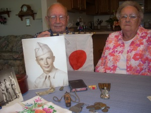 Bill Yaney also served in Japan during WWII with the Army.