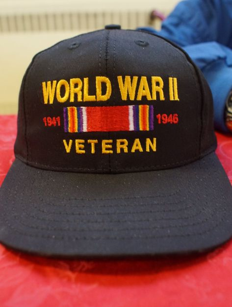 WWII hat