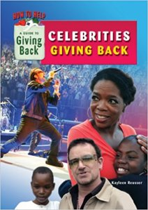 Celebrities Giving Back