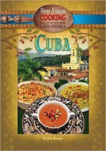 Cuba Cookbook